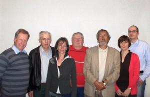 Ortsvereinsvorstand Blankenburg 2009